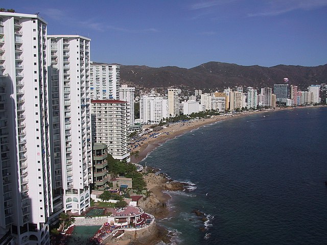 Acapulco Places To Visit Beaches