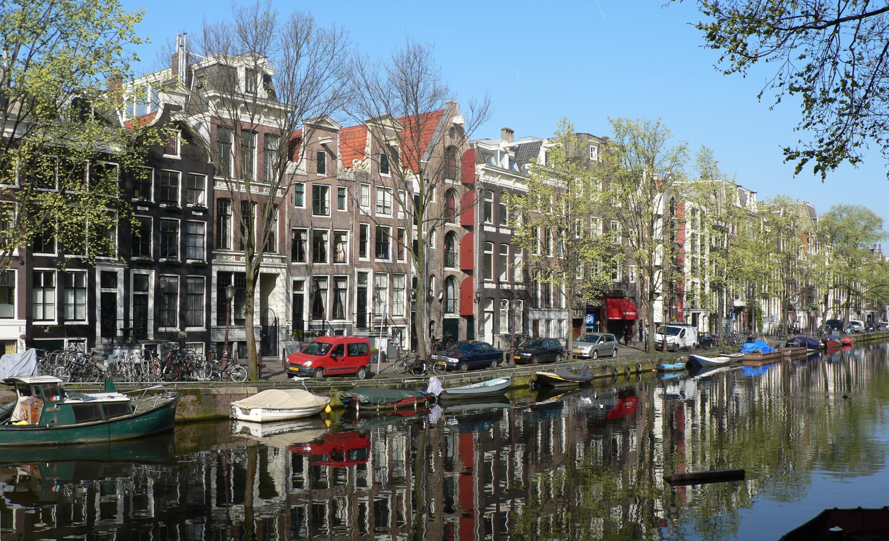 Amsterdam Free Stuff
