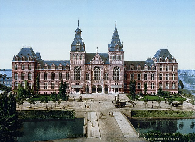 Amsterdam Places to visit Rijksmuseum