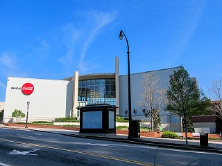 Atlanta Tourist Destinations World of Coca Cola