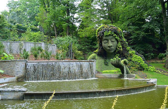 Atlanta Travel Guide Atlanta Botanical Garden