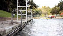 Barton Spring Pool