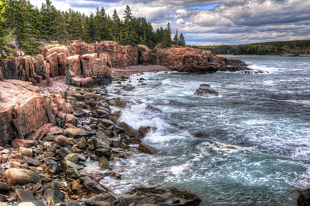 Best U.S. Camping Spots Acadia National Park, Maine