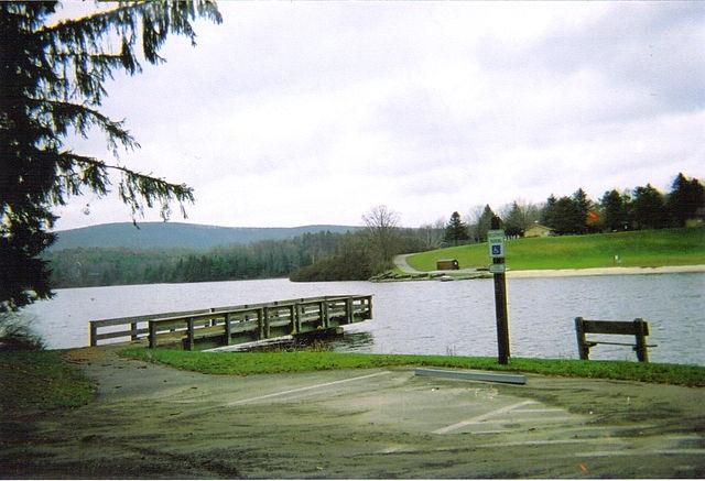 Best U.S. Camping Spots Pine Grove Furnace State Park, Pennsylvania