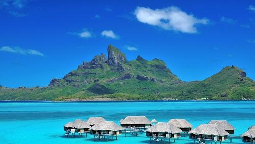 Top Beaches around the World Bora Bora
