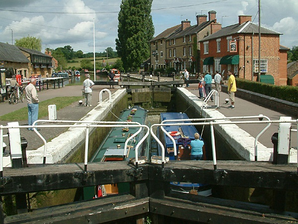 British Waterways Places to Visit and things to do Canal Museum, Stoke Bruerne
