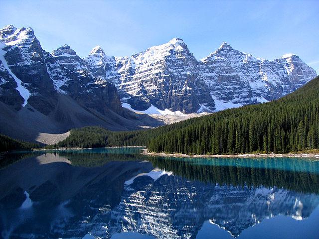 Canadian Rockies Travek Guide Banff National Park