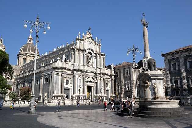Catania Places to Visit