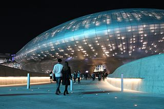 Seoul Places To Visit Dongdaemun Design Plaza & Park