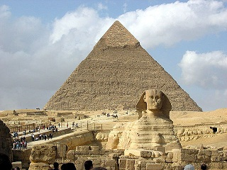 Egypt Places of Tourist Attraction Giza