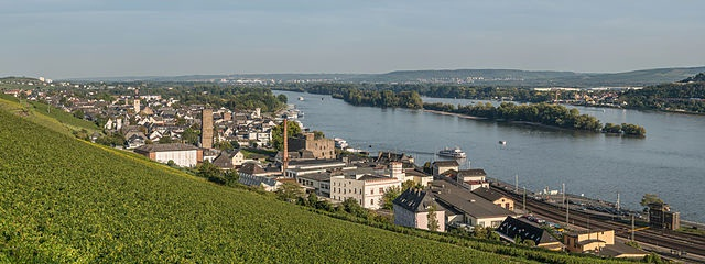 Frankfurt Places To Visit Rhine Valley