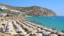Greece Places to Visit Elias Beach Mykonos