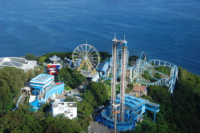 Hong Kong Travel Attractions Ocean Park