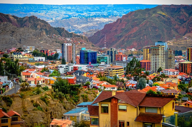 La Paz Places To Visit
