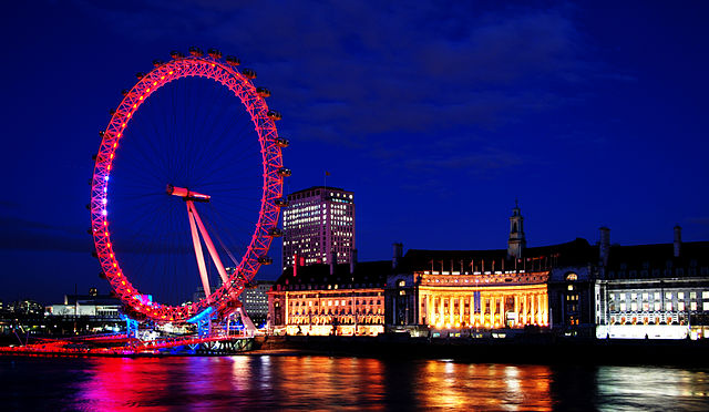 London Tourist Attractions London Eye
