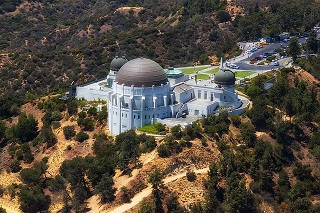 Los Angeles Tourist Attractions Griffith Observatory