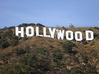 Los Angeles Tourist Attractions Hollywood Sign