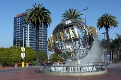 Los Angeles Tourist Attractions Universal Studios