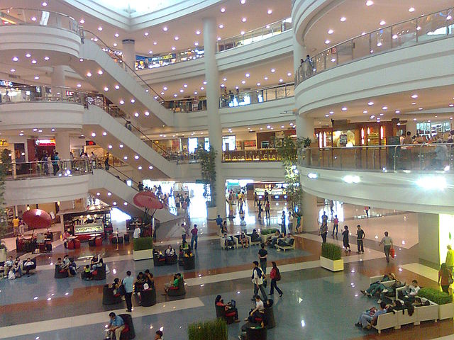 Manila Shopping and Dining Hotspots Gateway Mall