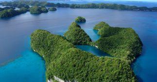 Palau Vacation Destination