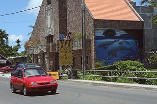Palau Vacation Destination Etpison Museum