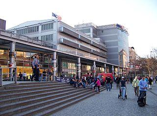 Prague Andel Shopping Center