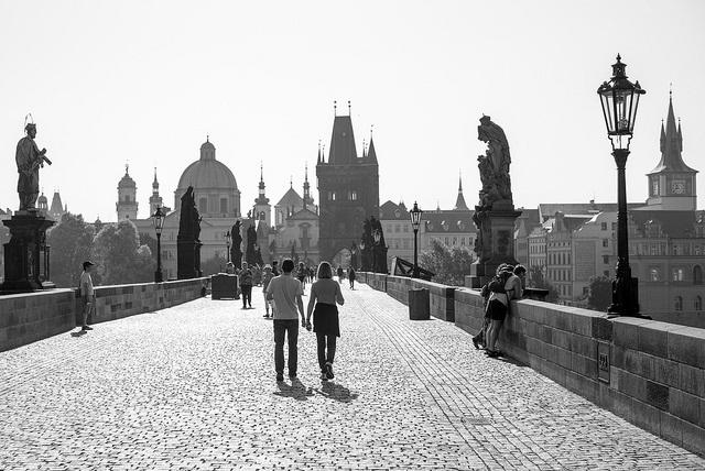 Prague Places To Visit Charles Bridge