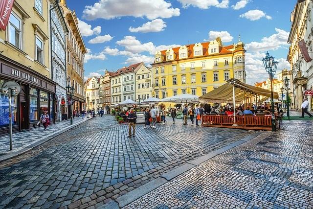 Prague Places To Visit Old Town