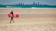 Queensland Places to Enjoy Currumbin Beach