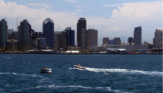 San Diego Coastal City Tourist Attractions
