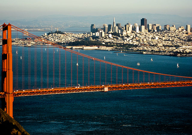 San Francisco Things To Do Golden Gate
