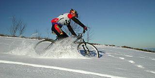 Switzerland Adventure Attractions Snow Snow biking at the Grachen