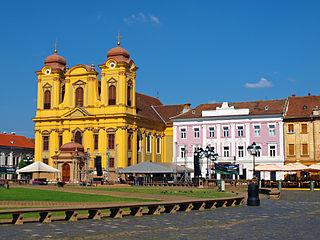 Timisoara Union Square