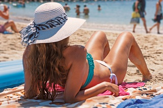 Tips for a Vacation on the Beach Skin Tanning