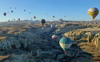 Turkey Places to Visit Cappadocia