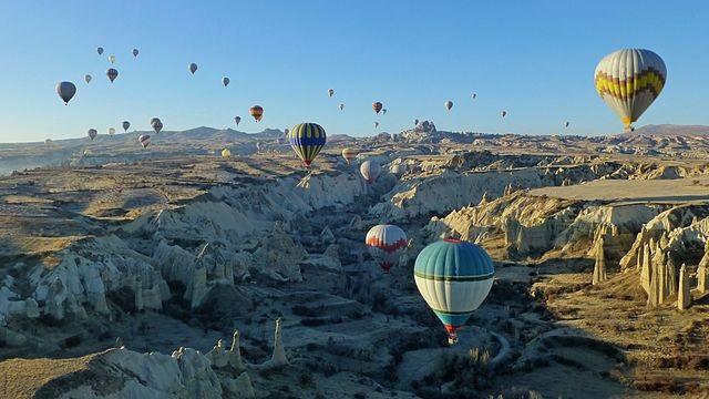 Turkey Places to Visit Cappadocia