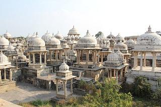 Udaipur Ahar Cenotaphs