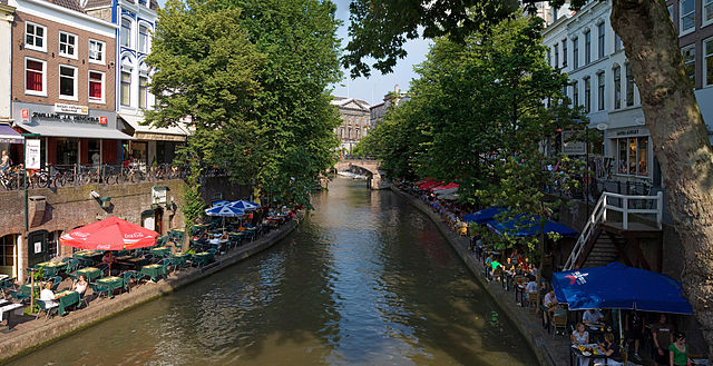 Utrecht Places To Visit Canals and shipyards