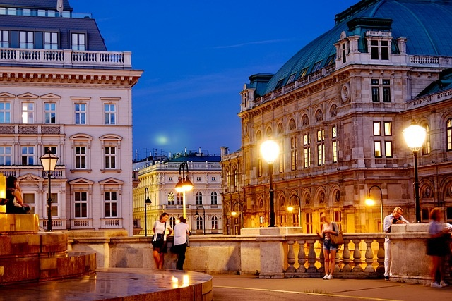 Vienna Places to Visit and tourist interest