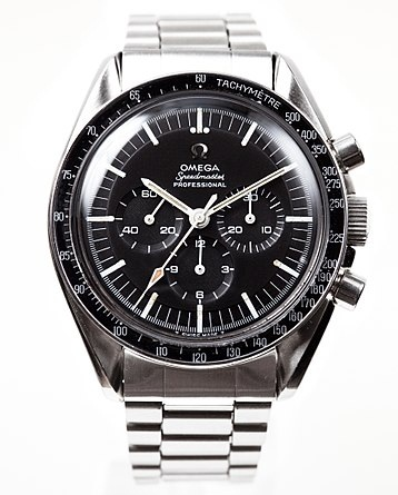 Vintage Omega Speedmaster from Switzerland