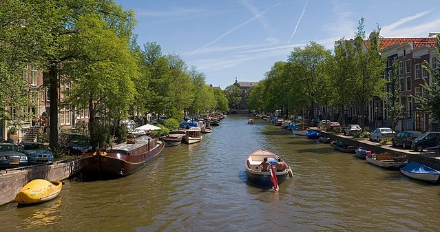Amsterdam Places to visit Canals of Amsterdam