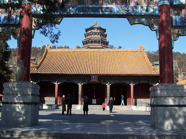 Beijing Places to Visit and things to do Summer Palace