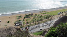 Lima Vacation Travel Guide and Point of Interest Sunny Beach at Lima