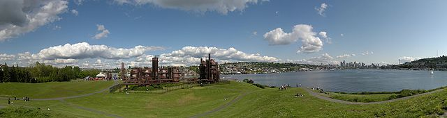 Seattle Travel Guide Gas Works Park