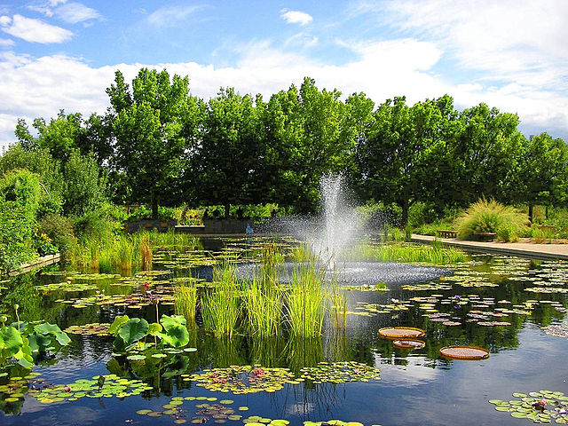 Denver Travel Guide and places of tourist interest Denver Botanic Gardens
