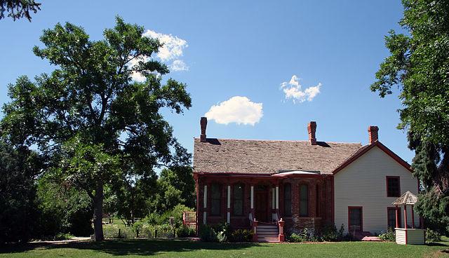 Denver Four Mile Historic Park