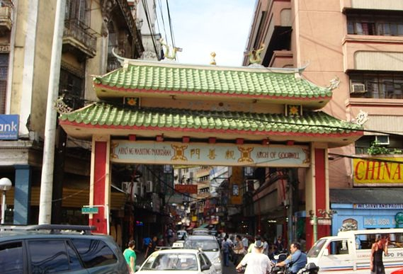 Manila Travel Guide China Town