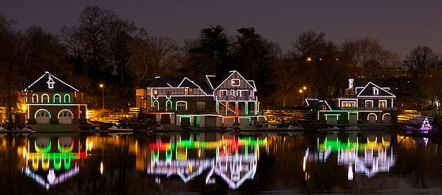 Philadelphia Travel Guide and Places to Visit Boat House Row