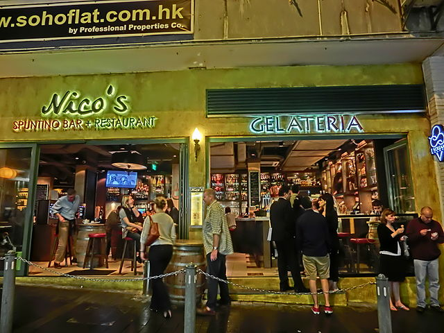 Hong Kong Travel Guide and places to visit SoHo district in Hong Kong