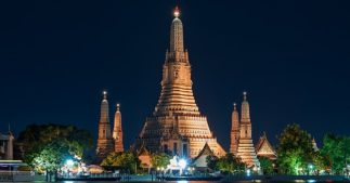 Bangkok Travel Guide and Places of Tourist Interest